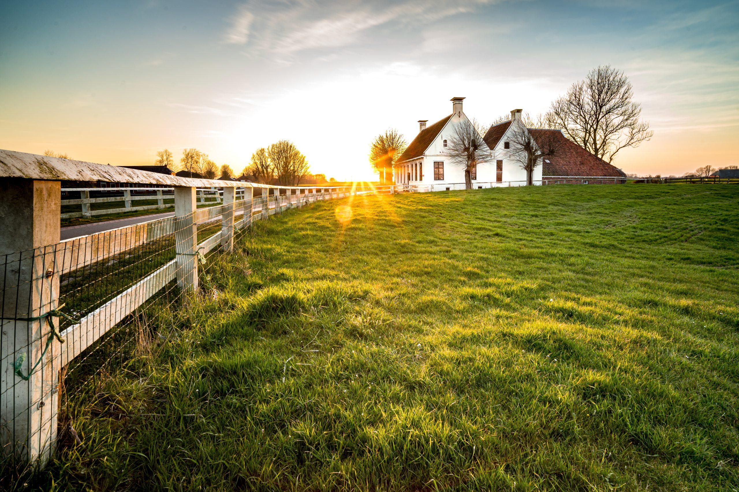 Entenda a diferença entre chácara, sítio e fazenda
